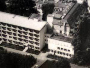 Haus Schmitz im Jahr 1995