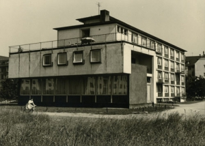 Haus Schmitz in den 1950ern