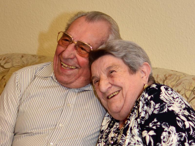Annemarie P. und Helmut S.