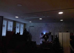 Krippenspiel 2017 im Haus Schmitz